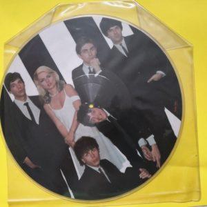 Blondie parallel lines vinyl record 33