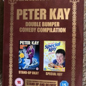 Peter Kay Double Bumper Comedy Compilation [DVD] [dvd] [2009]