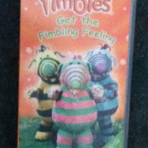 Fimbles, Get the Fimbling Feeling [VHS] front