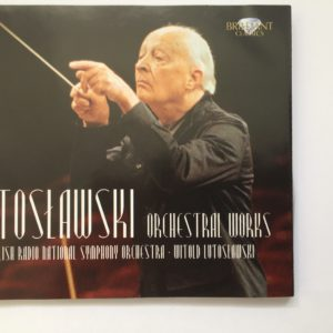 Lutoslawski - Orchestral Works ~ Polish RNSO Witold Lutoslaw (Artist)