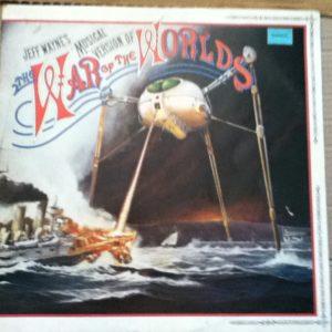 Jeff Wayne's Musical Version of The War of the Worlds - Jeff Wayne (LP)