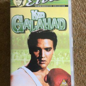 The King Elvis Presley - Kid Galahad, VHS Pal
