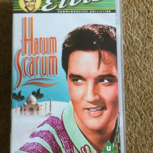 the king, Elvis Presley - Harum Scarum VHS Pal