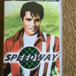 Elvis Presley- Speedway VHS Pal