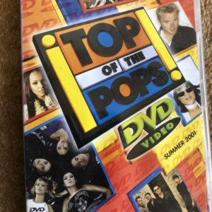 Top of the Pops-Summer 2001