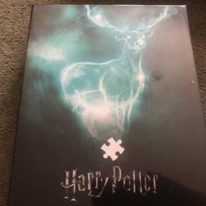 Harry potter 500 Piece Transparent Premium Puzzle, jk rowling
