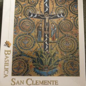 San Clemente - Apse Mosaic, 1000 piece Jigsaw [New and Sealed]
