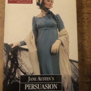 Talking Classic Audiobook Cassettes Jane austen's Persuasion read by Anna Massey Audio Cassette – 1 Jan. 1996