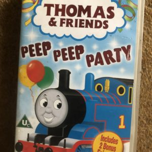 Thomas and Friends - Peep Peep Party [VHS] [2000]