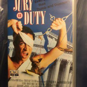 jury duty vhs pauly shore