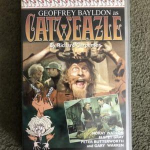 Catweazle (1998) [VHS] with Geoffrey Bayldon [Series 2, Volume 1, episodes 1-3)