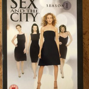 Sex In The City - Season 1 (HBO) Sarah Jessica Parker Kim Cattrall (2 DVD)