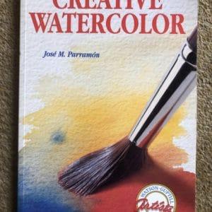 Creative watercolor (José María Parramón) [Paperback]
