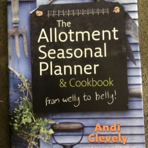 The Allotment Book (Andi Clevely) [Hardback]