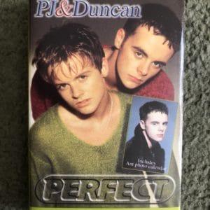 PJ & Duncan - Perfect Cassette Single, Tape