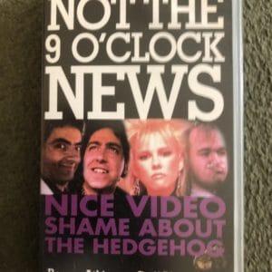 BBC Not The Nine O'clock News