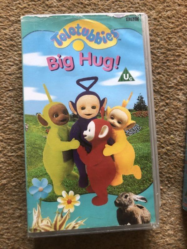 Teletubbies: Big Hug! (2000) [VHS]