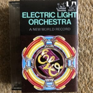ELO, Electric Light Orchestra – A New World Record, ELO, Jeff Lynne