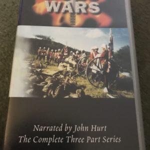 Zulu War [VHS] [Widescreen] [Boxset]