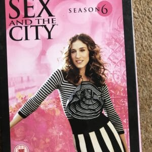 Sex In The City - Season 6 (HBO) Sarah Jessica Parker / Kim Cattrall (5 DVDs)