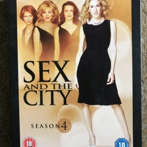 Sex In The City - Season 4 (HBO) Sarah Jessica Parker / Kim Cattrall (2 DVD)