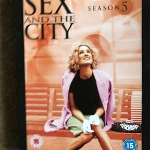 Sex In The City - Season 5 (HBO) Sarah Jessica Parker / Kim Cattrall (2 DVD)