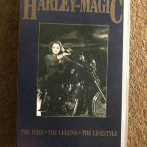 Harley Davidson: Harley Magic [VHS]