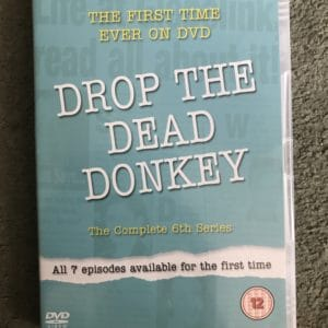 Drop the Dead Donkey, The Complete 6th Series [DVD] [2 Disc Set]
