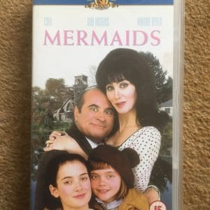 Mermaids (1990) [VHS] with Cher and Bob Hoskins