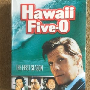 HAWAII FIVE-O THE COMPLETE FIRST SEASON. 7 DISC SET RELEASED BY PARAMOUNT 2007