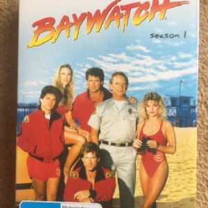 Baywatch: Season 1 [2007] (Region 1) (NTSC) [DVD] [US Import] [New and Sealed]