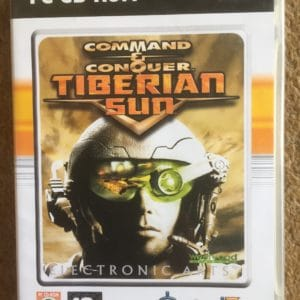 Command & Conquer: Tiberian Sun (Playstation)