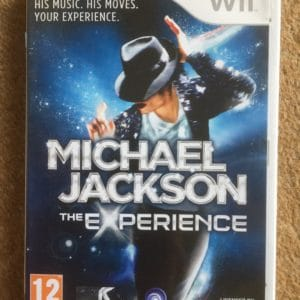 Michael Jackson: The Experience (Wii 2)