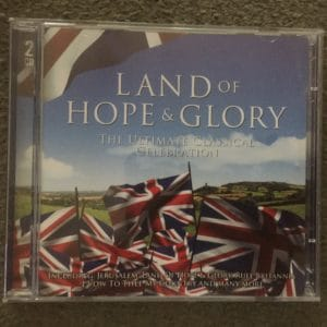 Land of Hope and Glory - Various Artists (CD Album) pomp and ceremony