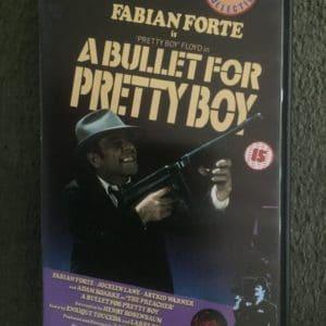 A Bullet for Pretty Boy [VHS] Fabian Forte (Actor), Jocelyn Lane (Actor), Larry Buchanan (Director)