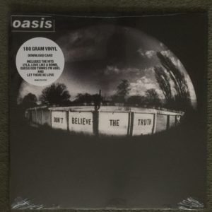 Don't Believe the Truth - Oasis (Vinyl) [New and sealed]