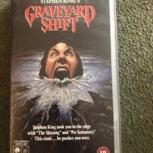 Salem's Lot, VHS, Stephen King, Novel