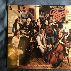 The Kids From Fame – The Kids From Fame