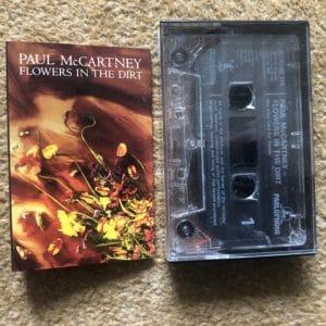 Paul McCartney – Flowers In The Dirt [Cassette][1989]