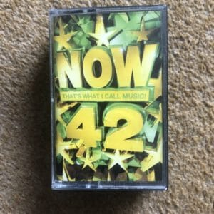 Now That's What I Call Music! 42 - Various Artists (Double Cassette)
